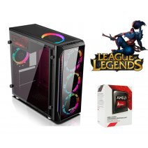 Pc Gamer Nueva Amd Elite 8Gb Ddr3 1TB Radeon R7+ Teclado de Regalo
