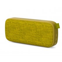 Parlante portátil Energy Sistem bluetooth tela  fabric box 3 kiwi