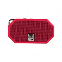 Parlante Altec Lansing Mini H20 Bluetooth Ip67 Rojo