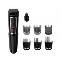 Cortabarba Y Cortacabello Philips Mg3730 Kit Profesional