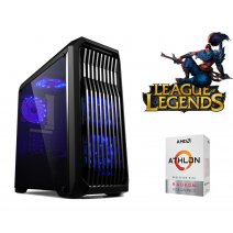 Pc Gamer Nueva Amd Athlon 8Gb Ddr4 1TB 2GB Vega + Teclado de regalo