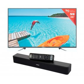 Smart Tv 50 Punktal + Home Theater Barra Sonido Bluetooth Bose