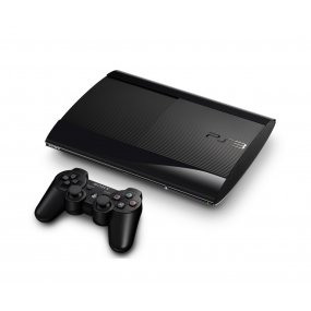 Consola Sony PS3 super slim 500GB system Ref