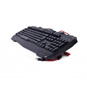 Teclado Gamer Retroiluminado Gaming Cobra Im-kbcobv8