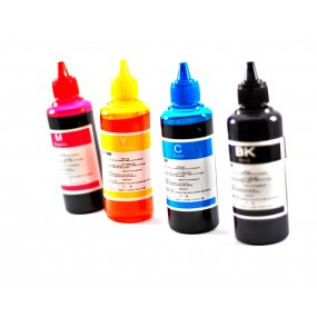 Tinta Premium Amarillo Canon, Epson, Brother 100ml