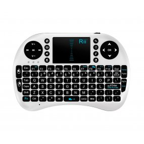Teclado Inalámbrico + Usb Smart Tv Netflix