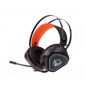Auricular Gaming PC Meetion Gamer BlackLit Microfono Led