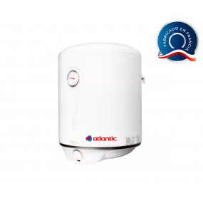 Calefon Termotanque Atlantic 30 L Acero Temp. Regulable